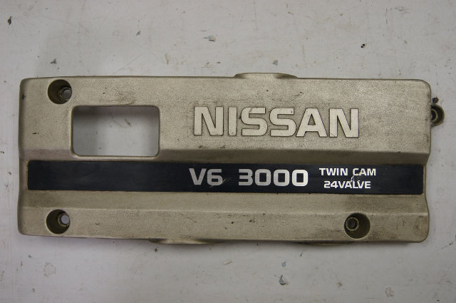 1990-96 Nissan 300ZX Engine Cover Panel Used 19142-011 Fairlady VG30DE VG30DETT