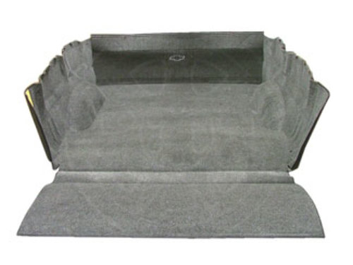 2007-2014 Chevy Silverado Truck Bed Carpet Liner New OEM Gray 19171182
