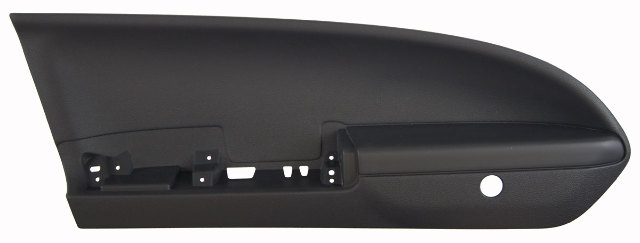 2010-2012 Dodge Caliber Front Left Door Panel Bolster Grey Manual New 1KA95XDVAB