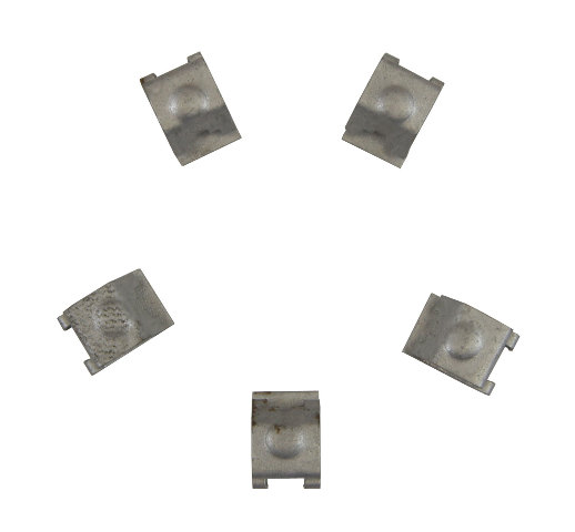 GM U-Nut Retainer Clip New OEM 20713262