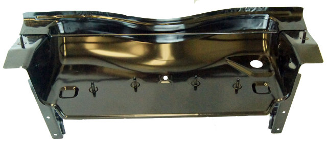 2007-2010 Saturn SKY Rear Compartment Brace End Panel New 20786085 15938189