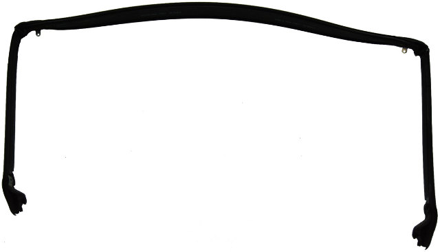 2005-2013 Chevrolet Corvette C6 Windshield Weatherstrip New 20821312 20774936