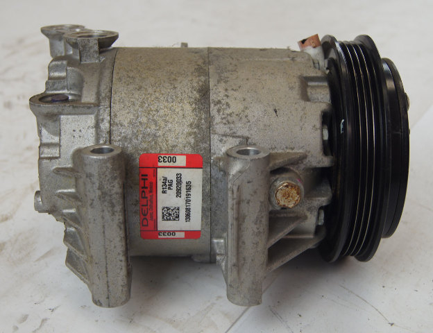 2006 2013 Chevy Corvette C6 A C Compressor Used Tested
