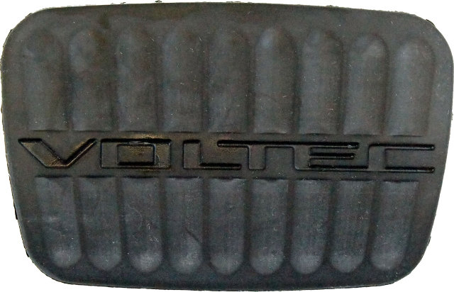2011-13 Chevy Volt Voltec Brake Pedal Pad Rubber Cover