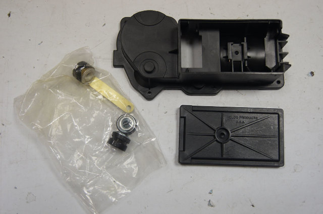 1984-1994 GM Windshield Wiper Motor Cover New OEM ACDelco 22039315