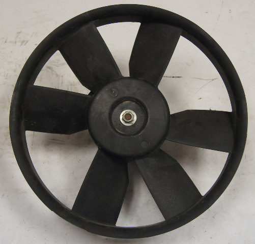 1997-2004 Chevy Corvette C5 Radiator Fan W/Motor Used OEM 6-Blade 22088704