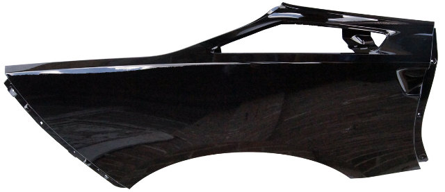 Genuine GM C7 Corvette Coupe RH Passenger Side Rear Quarter Panel Fender Assembly