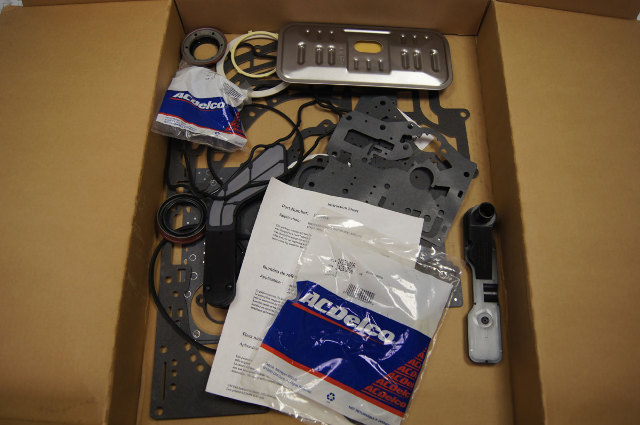 2000 2011 Gm Transmission Overhaul Rebuild Gasket Kit New