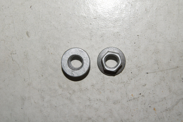 Flanged Hex Nut; Decker MFG; Albion, MI