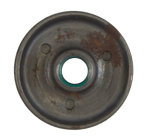 GM Round Weld Nut W/Locktite New OEM M12 X 1.75 25641224