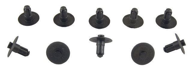 Gm Push Pin Retainer Clips Radiator Support Clips Pack Of