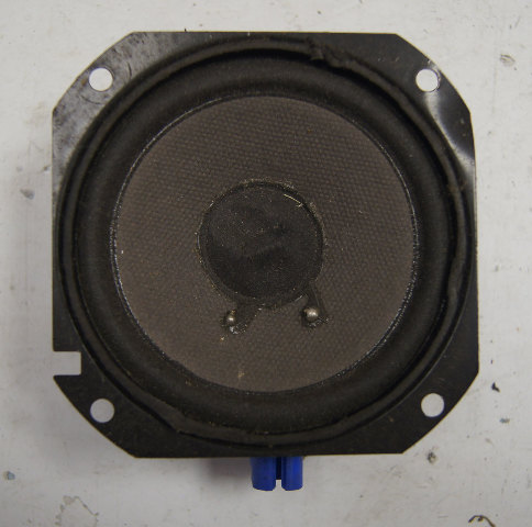 "2005-2013 Chevy Corvette C6 Bose Speaker Used 3.5"" 25798963 10302898 25797586"