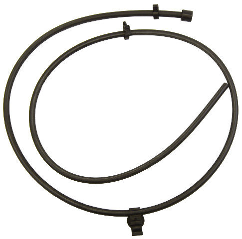 2008-2009 Hummer H2 Rear Axle Differential Vent Hose Tube New OEM 25858776