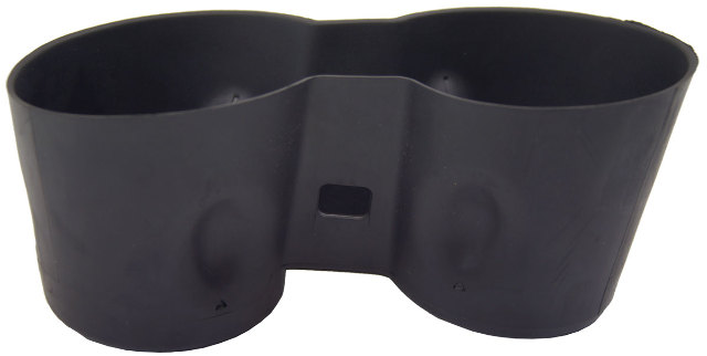 2010-2014 Equinox Terrain Cup Holder Insert Rubber Console New OEM 25874743