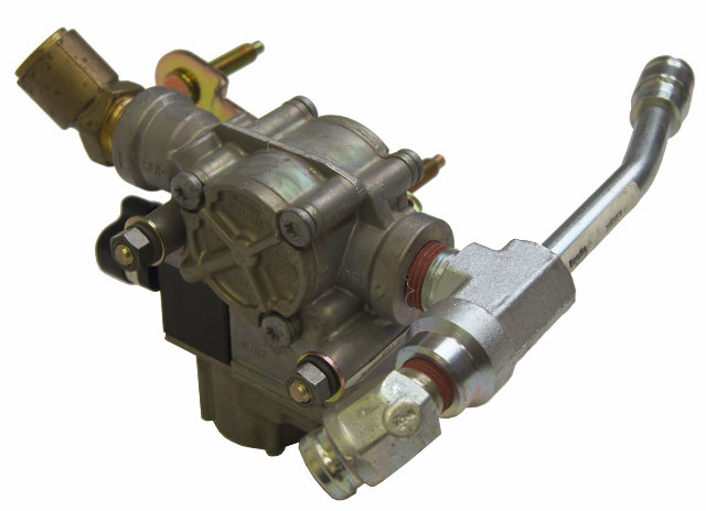 2008-2009 Topkick/Kodiak C8500 Rear LH Electronic  Brake Control Valve 25876379