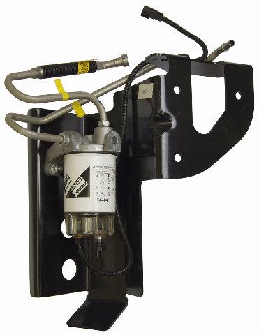 2003-2009 Topkick/Kodiak C6500-C8500 Fuel Filter W/Bracket New 25893253 19256911