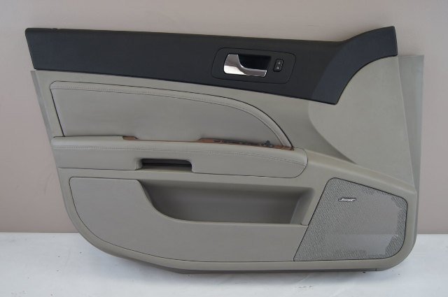 2008-2011 Cadillac STS Front Left Door Panel Gray New 25900023 15933375 20755630