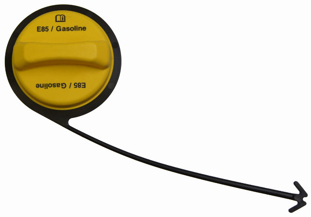 2009 Hummer H2 Gas Cap E85 Amp Gasoline New Oem Yellow