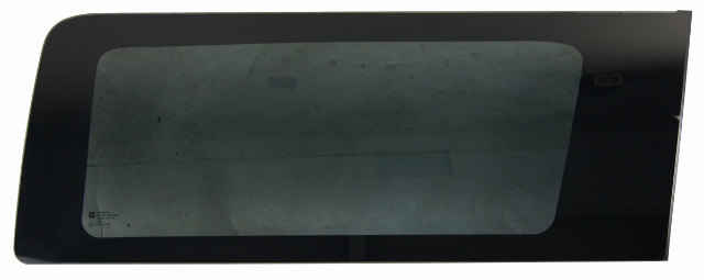2008-2009 Hummer H2 Rear Right RH Window Glass Tinted New OEM 25913258 15914842