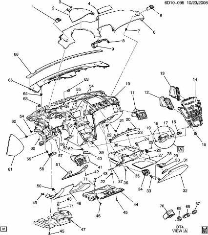 Cadillac Cts Parts Doors