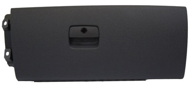 2008-2009 Hummer H2 Black Ebony Glove Box Door & Base New OEM 25965507 15092599