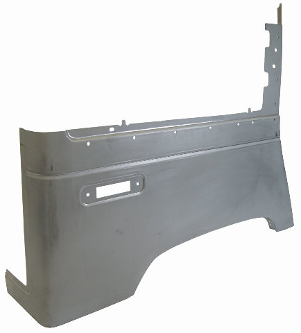 2005-2009 Hummer H2 SUT Rear Right RH Quarter Panel Unpainted New OEM 25983712