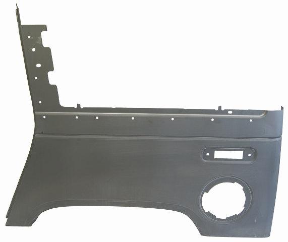 2005-2009 Hummer H2 SUT Rear Left LH Quarter Panel Unpainted New OEM 25983713