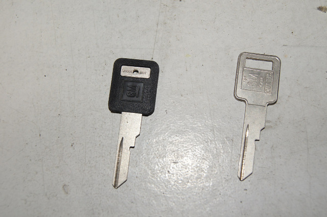 1987 Pontiac Square Key