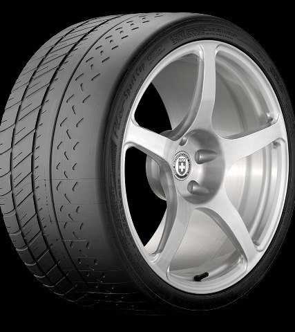 Michelin Pilot Sport Cup Zp Tire 335 25 Zr20 Lh Or Rh