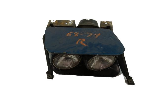 1968-1974 Chevrolet Corvette C3 Right RH Headlight Assembly Used Working