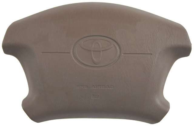 E Toyota Camry Steering Wheel Center Airbag Cover Brown New E