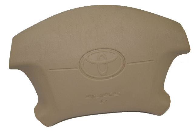 2000-2001 Toyota Solara Drivers Side Airbag Air Bag Ivory Tan New 4513006070A0