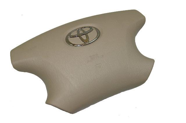 2002-2003 Toyota Camry & Solara Driver Airbag Air Bag Ivory New OEM 4513006090A0