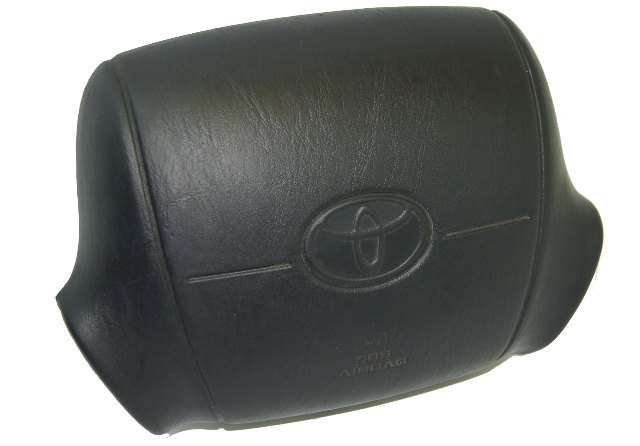 1998-1999 Toyota Avalon Driver Side Airbag Air Bag Black New OEM 4513007021C0