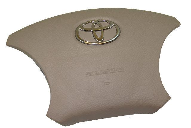 2004-2010 Toyota Sienna Driver Airbag Air Bag Fawn W/Radio Control 4513008040E0