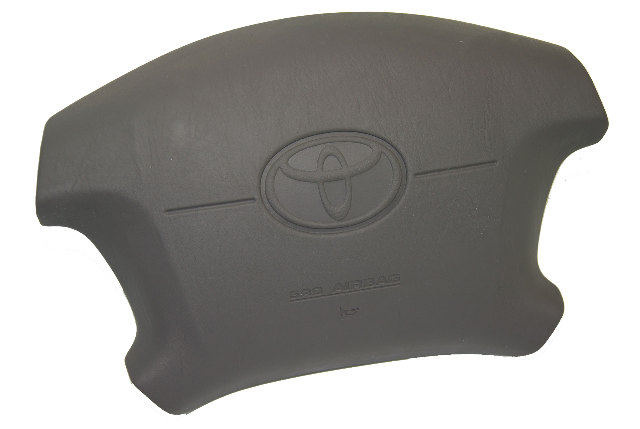 2000-2001 Toyota Tundra Drivers Side Airbag Air Bag Charcoal Grey 451300C010B0