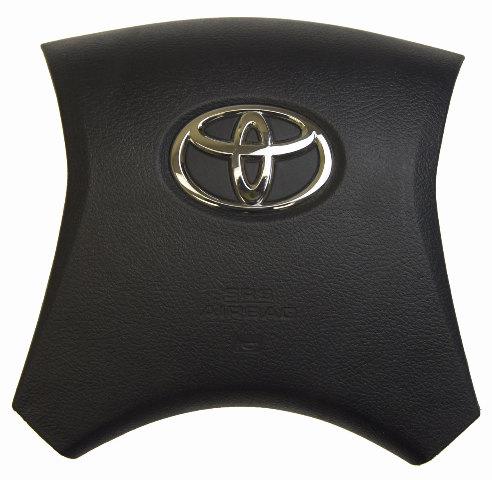 2008-2013 Toyota Highlander Airbag Air Bag Drivers Side Black New 4513048190C0