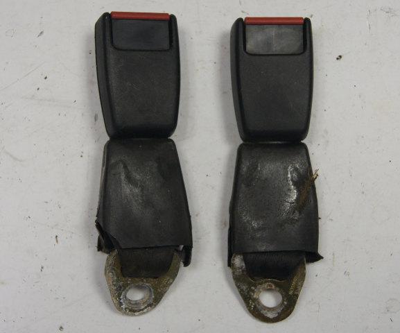 1976-98 Porsche 911 924 944 968 964 993 Rear Seatbelt Buckles LH & RH 477857739B