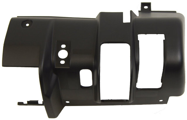 Toyota Forklift Instrument Panel Black Plastic 53218-U1130-71 New W/Holes
