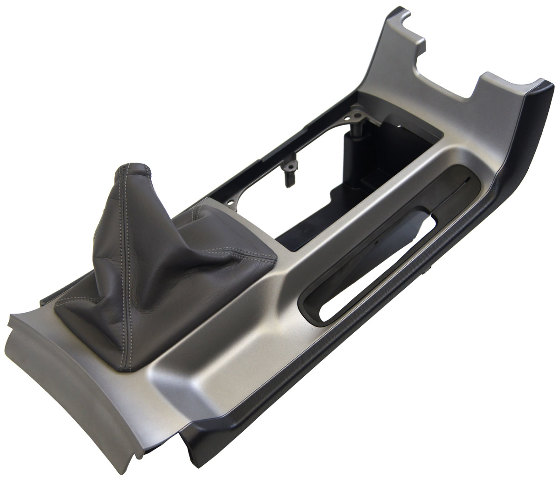 2004-2006 Toyota Solara Center Console W/Manual Trans Dark Grey New 58805AA040B1