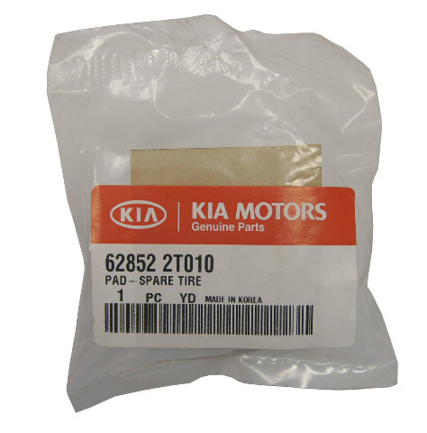 2011-2018 Kia Optima & Cadenza Spare Tire Cushion Pad New OEM 628522T010