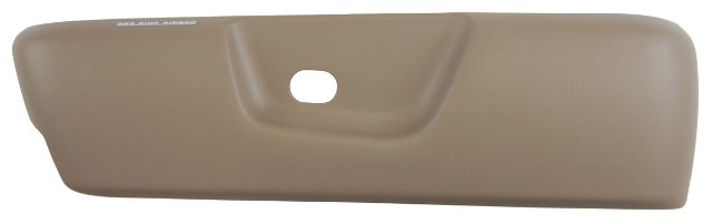 1998-2003 Toyota Sienna Pass. Seat Right RH Lower Side Trim Oak Tan 71811AE020E0