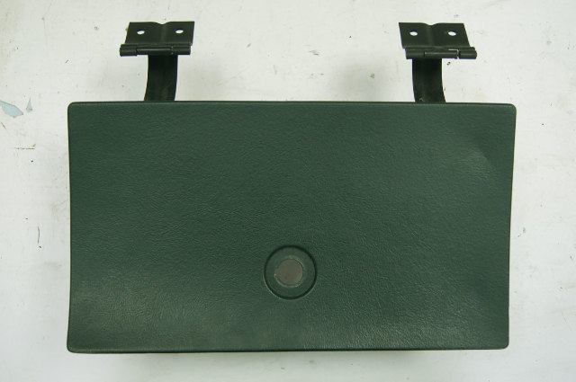 1978-1982 Chevy Corvette C3 Glove Box Door Green Used OEM