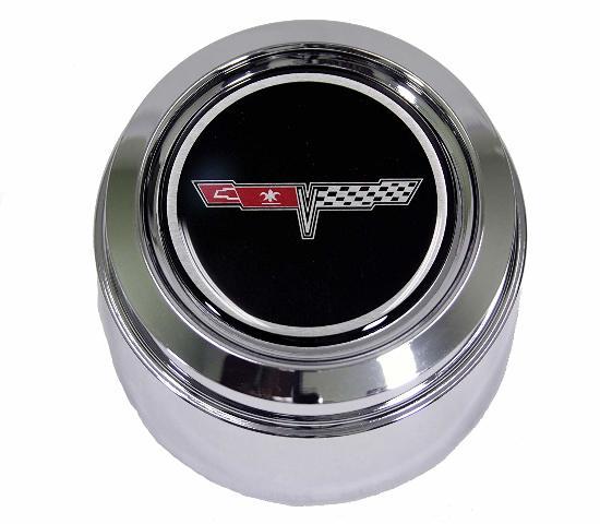1980-1981 Corvette Center Cap Aluminum Wheel GM Restoration Part