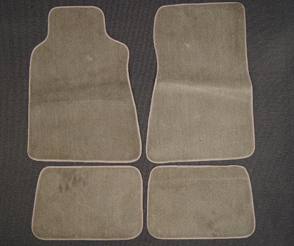 Sport Honda Silver Spring >> 1984-1993 Mercedes-Benz 190E Floor Mats 4pcs New Brown Carpet