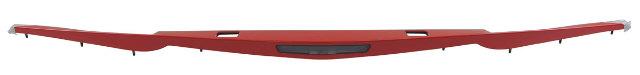 2014-2018 Chevrolet Corvette C7 ZR1 Lower Spoiler Torch Red New OEM 84028180