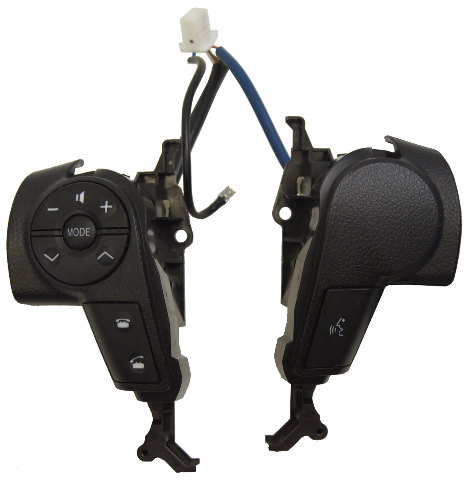 2007-2013 Toyota Sequoia Tundra Steering Wheel Switches New Black 842500C010C0