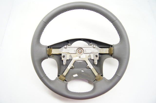 1998-2002 Rodeo Passport Steering Wheel New Grey Leather 8972922460 8973947920