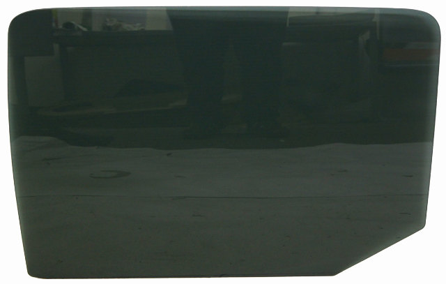 2009-10 Hummer H3T Truck Rear Left LH Door Window Glass Tinted New OEM 93355087