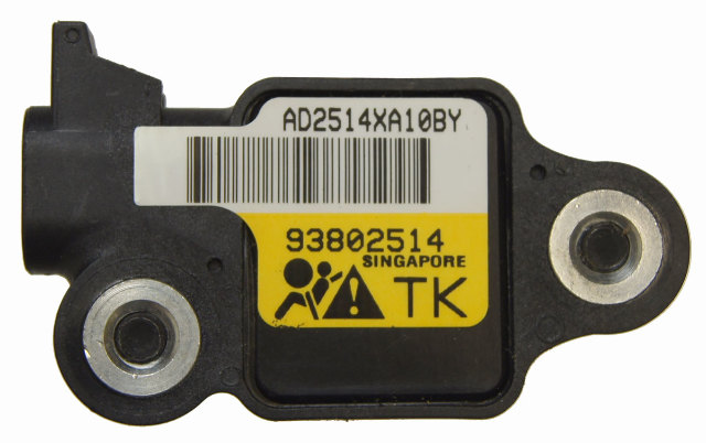 2005-09 Topkick/Kodiak C4500-C8500 Front End Airbag Sensor New 93802514 93441637